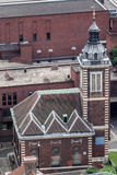 Single Tower Brick Historical Building London Royalty Free Stock Photography