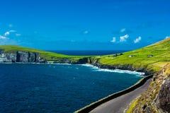 Free Single Track Coast Road At Slea Head In Ireland Royalty Free Stock Photography - 82588127