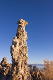 Single Tufa Closeup Stock Photo