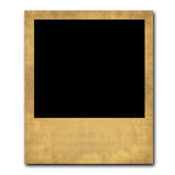 Single vintage polaroid frame Royalty Free Stock Image