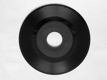 Single vinyl record Royalty Free Stock Photos
