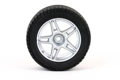Free Single Wheel Isolated. Stock Photography - 1923012