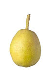 Single whole Asian pear Royalty Free Stock Photography