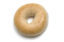 Whole Wheat Bagel Stock Images