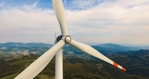 Single wind turbine. Stock Photography