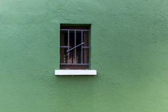 Single Window on Green Stock Photos