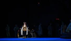 "Singlehero-Peking Opera ""Taking Tiger Montain By Strategy"" Royalty Free Stock Image"