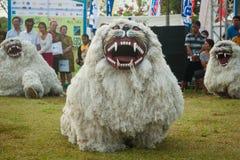 Singo Ulung Bondowoso. Stock Photo