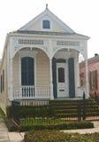 Singola casa del fucile da caccia di New Orleans Immagine Stock Libera da Diritti