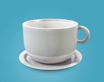 Singola tazza Fotografia Stock