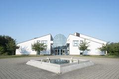 Singoldhalle in Bobingen Royalty Free Stock Images
