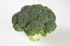 Singoli broccoli maturi freschi immagini stock