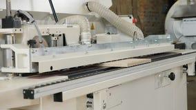 Singolo bander automatico parteggiato del bordo sulla fabbrica archivi video