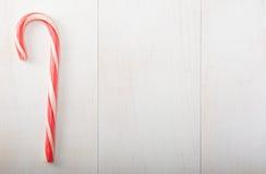 Singolo bastoncino di zucchero fotografie stock libere da diritti