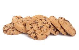 Singolo biscotto ed un po'di più Fotografia Stock