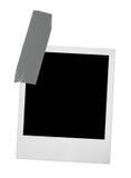 Singolo blocco per grafici della foto Fotografie Stock