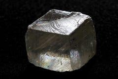 Singolo cristallo di quarzo Fotografia Stock