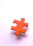 Singolo e puzzle solo immagine stock libera da diritti