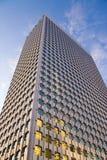 Singolo grattacielo Immagini Stock Libere da Diritti