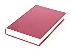 Singolo libro rosso Immagini Stock