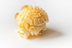 Singolo popcorn Fotografia Stock Libera da Diritti