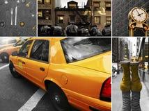 Singularidad de NYC imagen de archivo libre de regalías