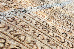 Sinhalese Scripts Royalty Free Stock Image