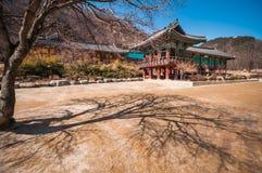 Sinheungsa temple Royalty Free Stock Photography