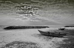 sinigama de 4 plages Photos libres de droits