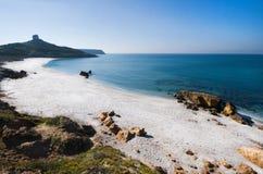 Sinis peninsula Royalty Free Stock Photography