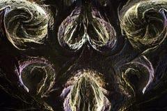 Sinister beeld met elementen van bas-hulp royalty-vrije stock foto