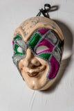 Sinister Joker mask Stock Photography