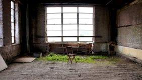 Sinistra da sedersi fotografia stock libera da diritti