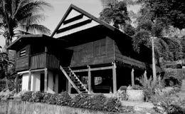 Sinjai传统议院 库存照片