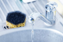 Sink. Royalty Free Stock Photos