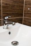 Sink detail Stock Image