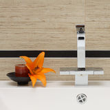 Sink and Faucet - Luxury Bathroom Interior Stock Photos
