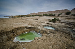 Sink Holes Stock Image