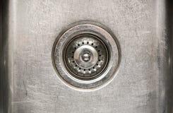 Sink Plug Stock Image