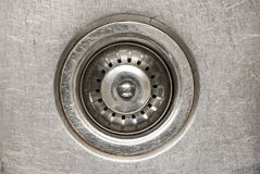 Sink Plug Stock Image