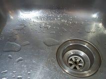 sink stainless Στοκ εικόνες με δικαίωμα ελεύθερης χρήσης