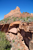 Devil's Kitchen Sedona Arizona Royalty Free Stock Photography