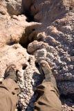 Sinkholes Stock Photo