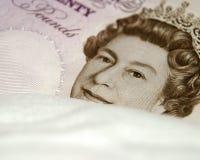 Sinking pound Stock Photos
