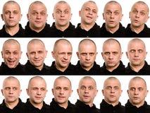 sinnesrörelser Fotografering för Bildbyråer