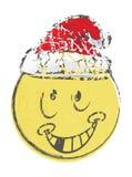 Sinnesrörelser för jultecknad filmframsida stock illustrationer