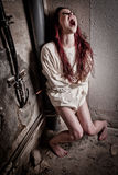 sinnessjukdom Royaltyfri Foto