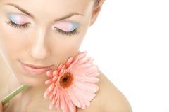 Sinnliches Aroma einer Blume lizenzfreie stockfotografie