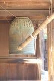 Sino de bronze japonês Fotos de Stock Royalty Free