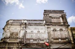 Sino-Portuguese buildings Royalty Free Stock Photos